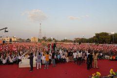 Maharaj Shree Sanman Sabha at Laxmi Vadi