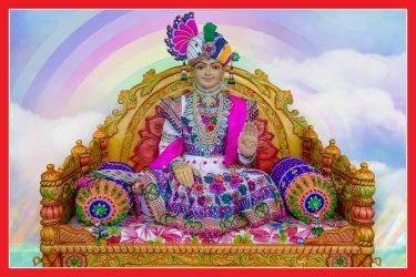 034_Sitting Maharaj 16 x 24