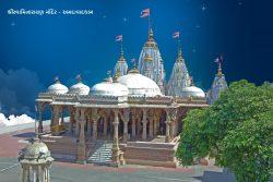 049_Ahmedabad Temple_16 x 24