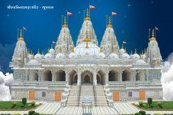 051_Bhuj Temple_16 x 24