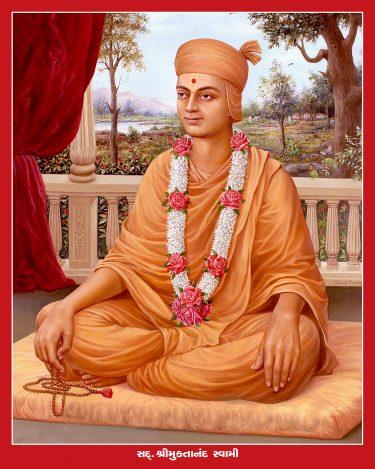 065_Muktanand Swami_16 x 20