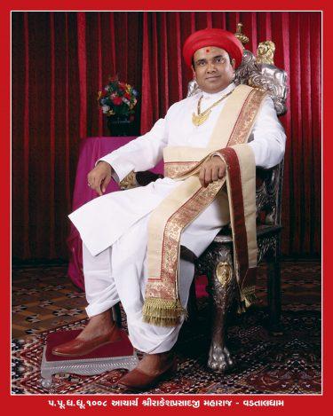 081_Rakeshprasadji Maharaj_16 x 20