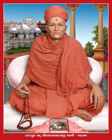 088_Radharaman Swami_16 x 20