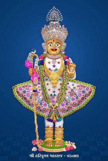 Harikrishna Maharaj Vadtaldham 12x18 (7)