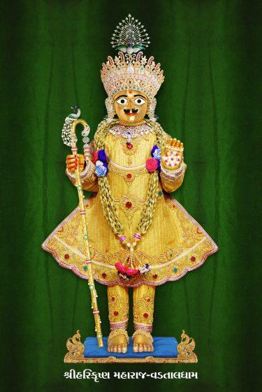 Harikrishna Maharaj Vadtaldham 24x36 (4)