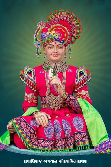 03 Rajadhiraj Maharaj 16 x 24
