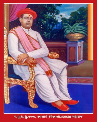 06_Aanandprasadji maharaj_19 x 24