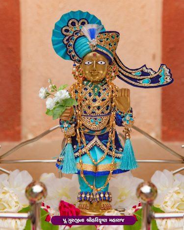 Tapu Maharaj 12 x15 Inches (1)