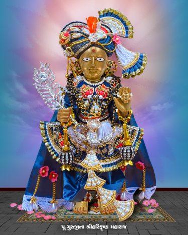 Tapu Maharaj 12 x15 Inches (10)