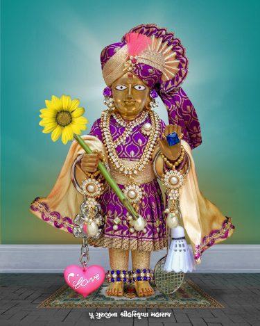 Tapu Maharaj 12 x15 Inches (11)