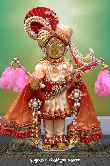 Tapu Maharaj 12 x15 Inches (13)