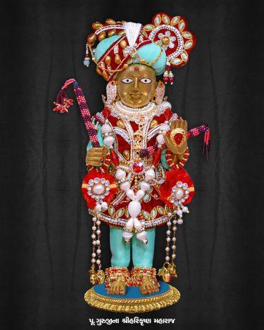 Tapu Maharaj 12 x15 Inches (2)