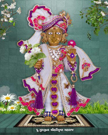 Tapu Maharaj 12 x15 Inches (3)