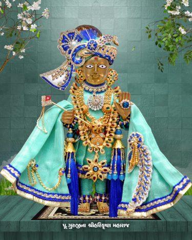 Tapu Maharaj 12 x15 Inches (4)