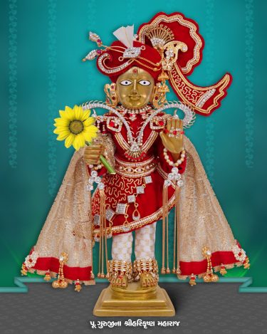 Tapu Maharaj 12 x15 Inches (6)