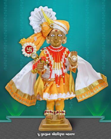 Tapu Maharaj 12 x15 Inches (7)