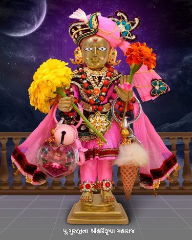 Tapu Maharaj 12 x15 Inches (8)